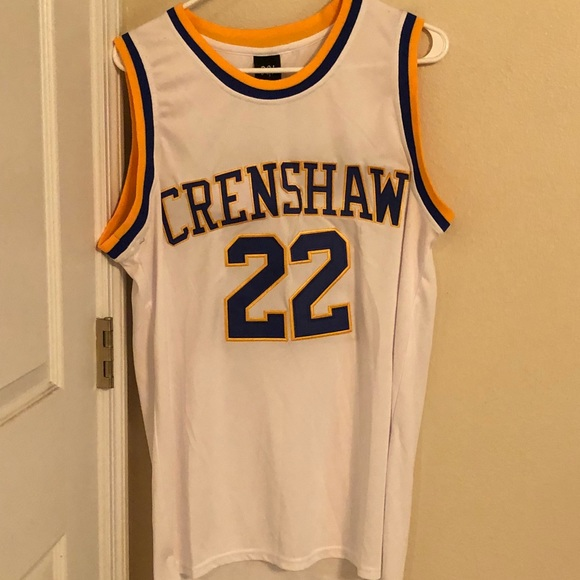 479e99a18a5 Shirts | Love And Basketball Quincy Mccall Jersey | Poshmark